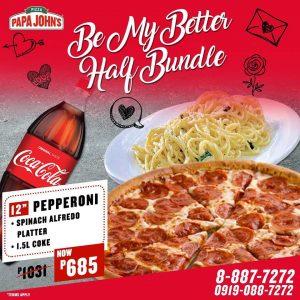 Papa John S Pizza Valentine Bundles And Meal Savers In 2021 Papa Johns Pizza Meals Papa Johns