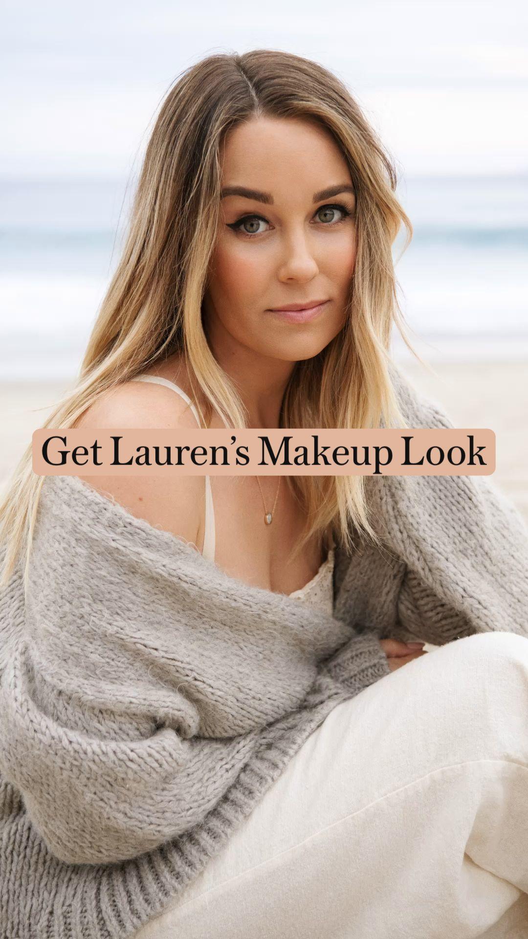 Get Lauren's Makeup Look