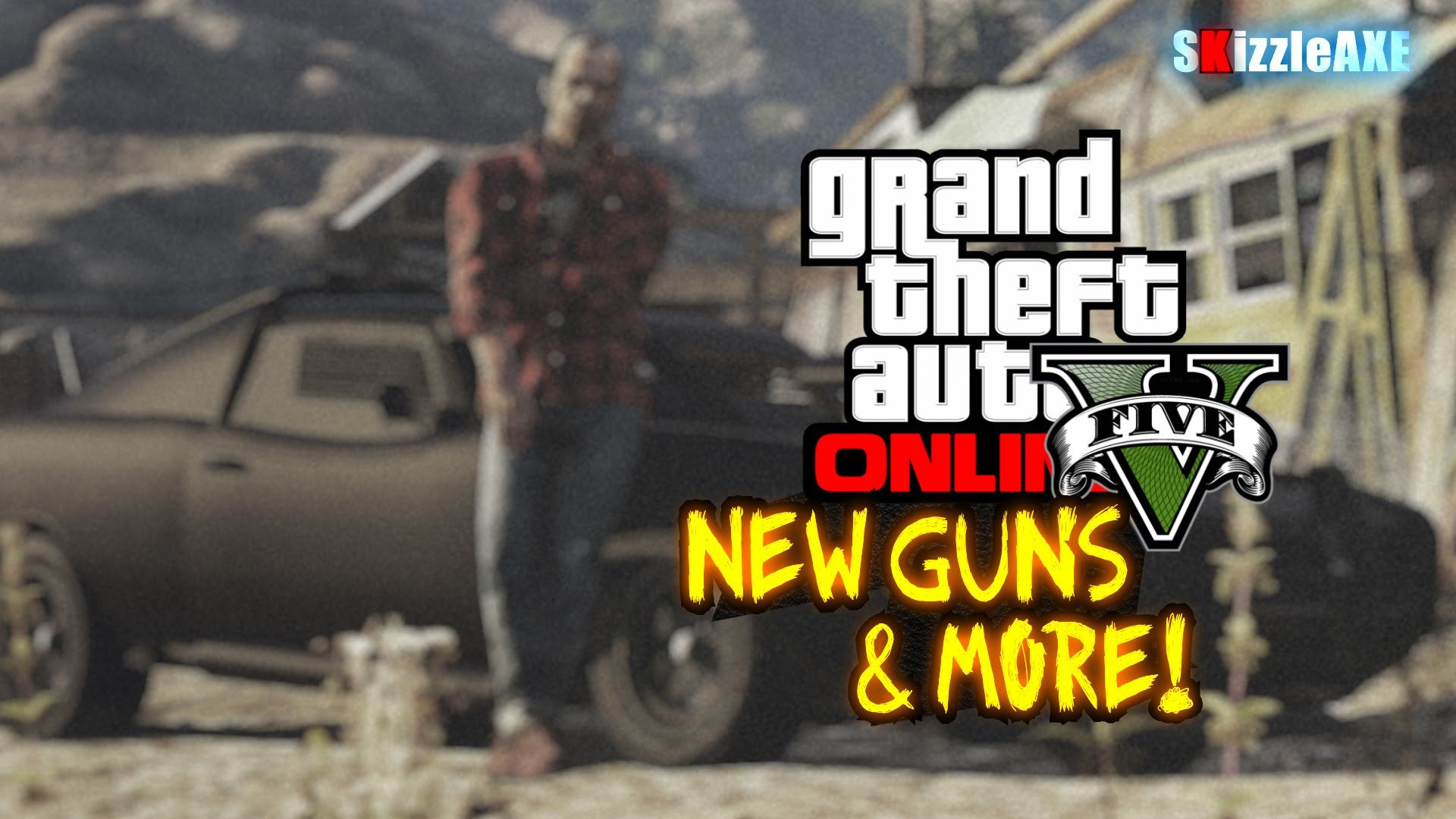 GTA 5 NEW Guns, Cars and Jetpack LEAKED - GTA 5 Online DLC