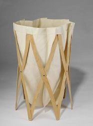 Marie Pi Laundry Hamper by Swid Design | Emmo Home