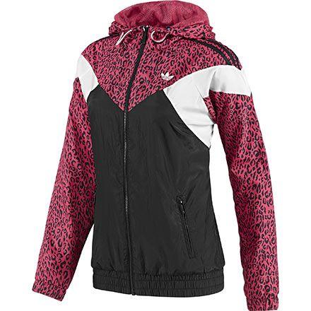 colección de descuento a un precio razonable en venta Cortavientos Archive Equipe 1990 Leopard Mujer adidas ...