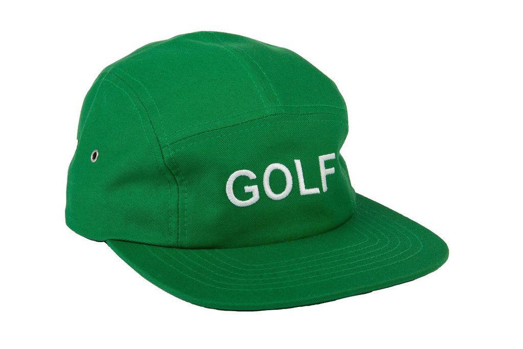 GOLF CAMP HAT KELLY GREEN  1f3fbcb0b39