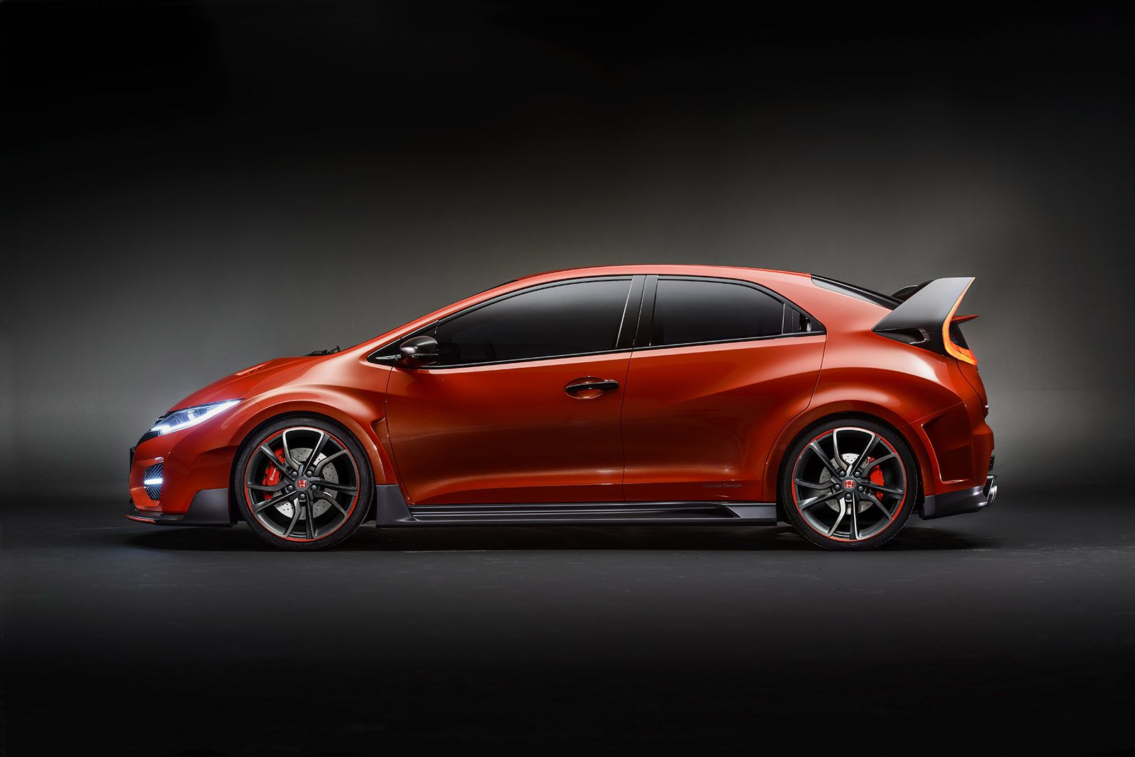2015 Honda Civic Type R Going Beyond Speed and