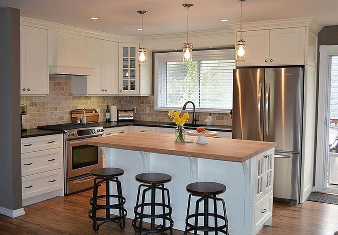 Best 35 Small Kitchen Ideas On A Budget That Looks Beautiful 400 x 300
