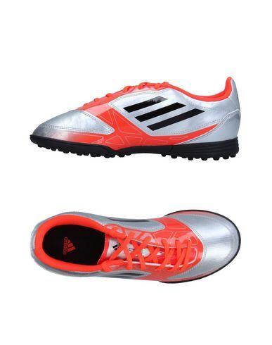 ADIDAS Boy's' Low-tops & sneakers Silver 5Y US