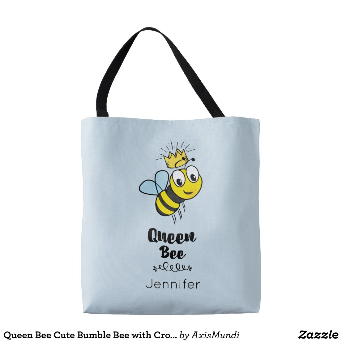 Queen Bee Cute Ble With Crown
