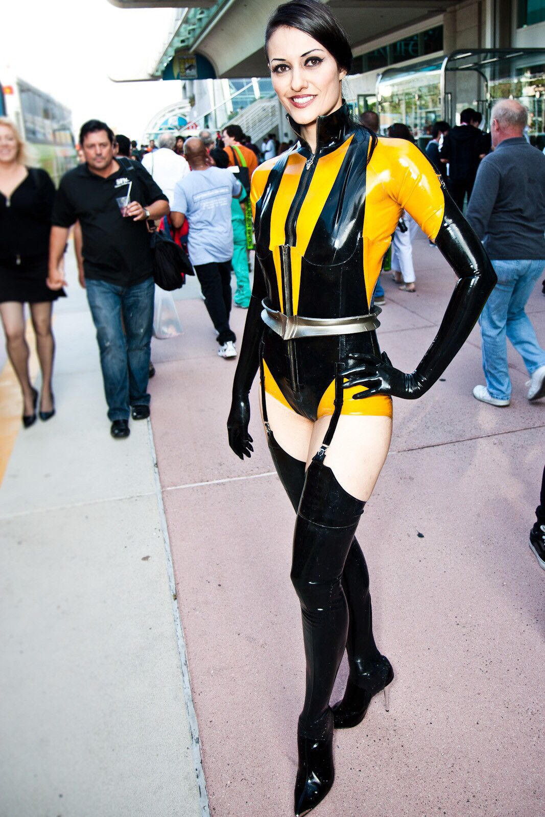 Silk Spectre II (Watchmen) by Annisse   Silk Spectre II ... Watchmen Characters Silk Spectre