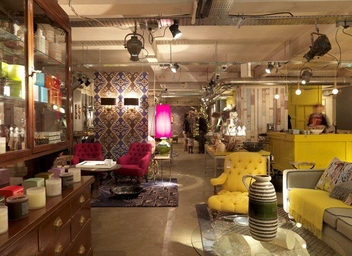Furniture Design Exhibition London pitfield london café, retail and exhibition spaceshaun