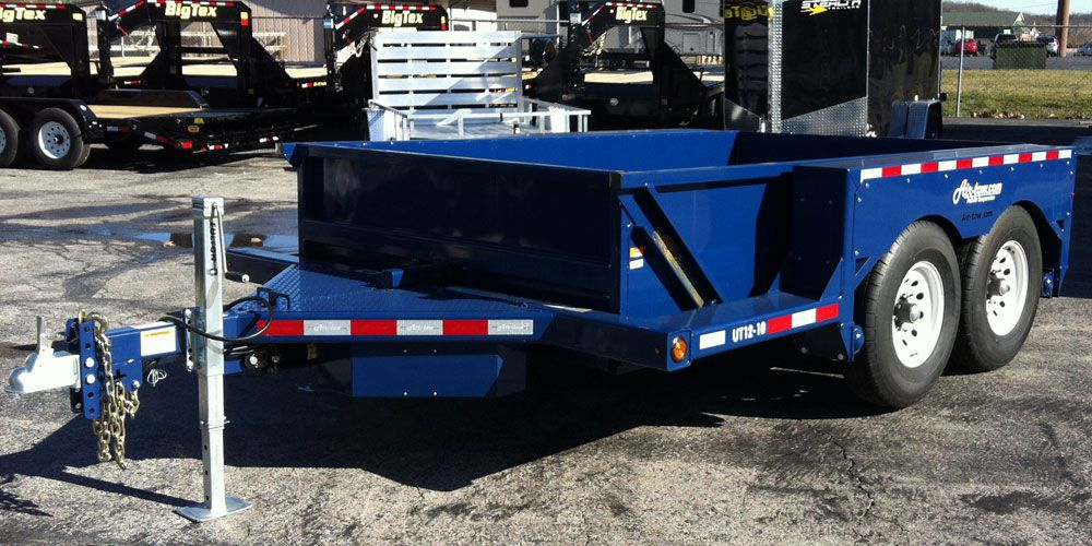 AIR TOW RUT1210 Utility 1004 Trailers for sale, Utility