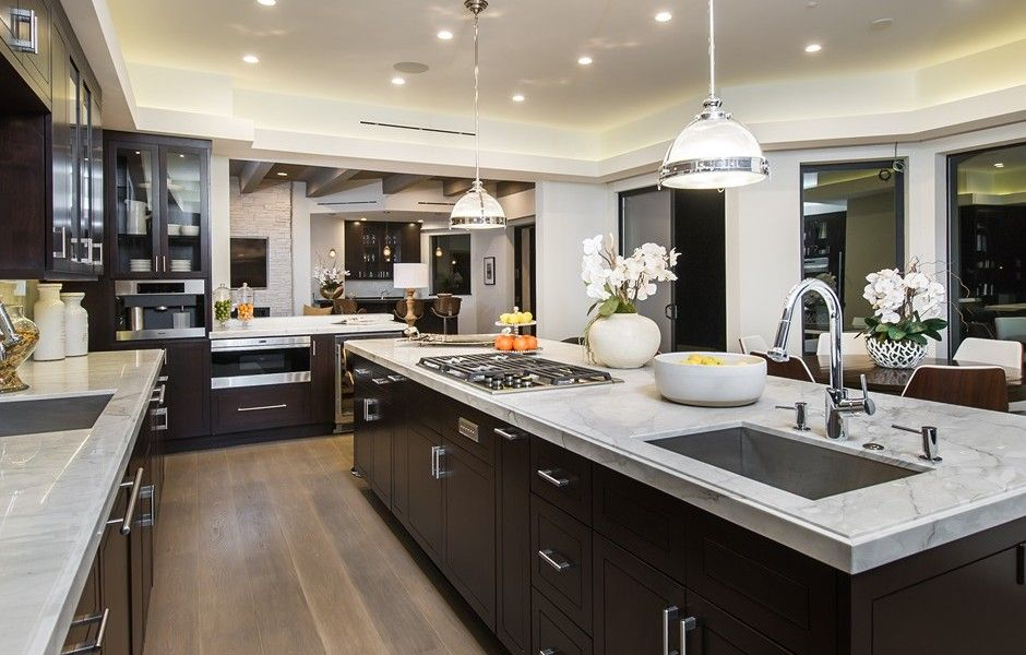 Pin By Kareem Sallam On Home In 2019 Mansion Kitchen