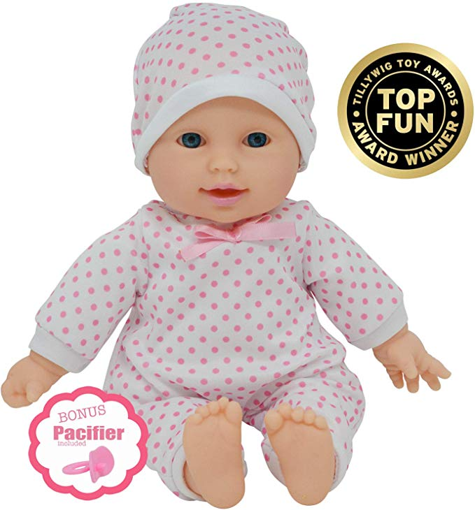 11 Inch Soft Body Doll In Gift Box Award Winner Toy 11 Baby Doll Caucasian Toys Games Babydollclothes Baby In 2020 Soft Baby Dolls Baby Doll Toys Baby Dolls
