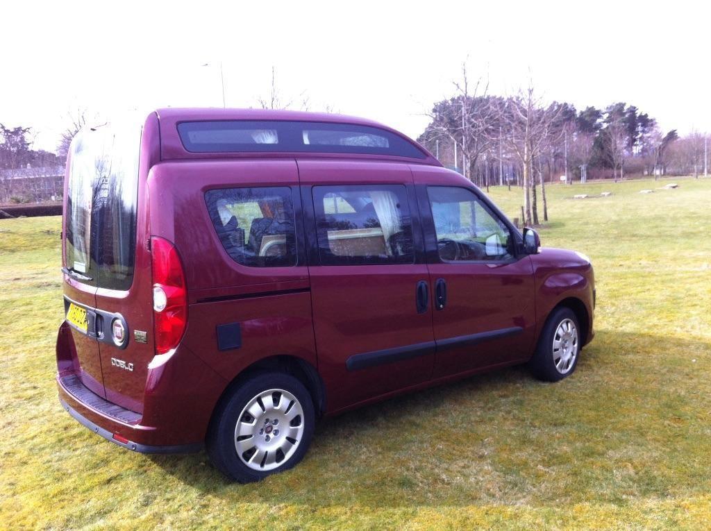 fiat doblo campervan danbury conversion | car camper | pinterest