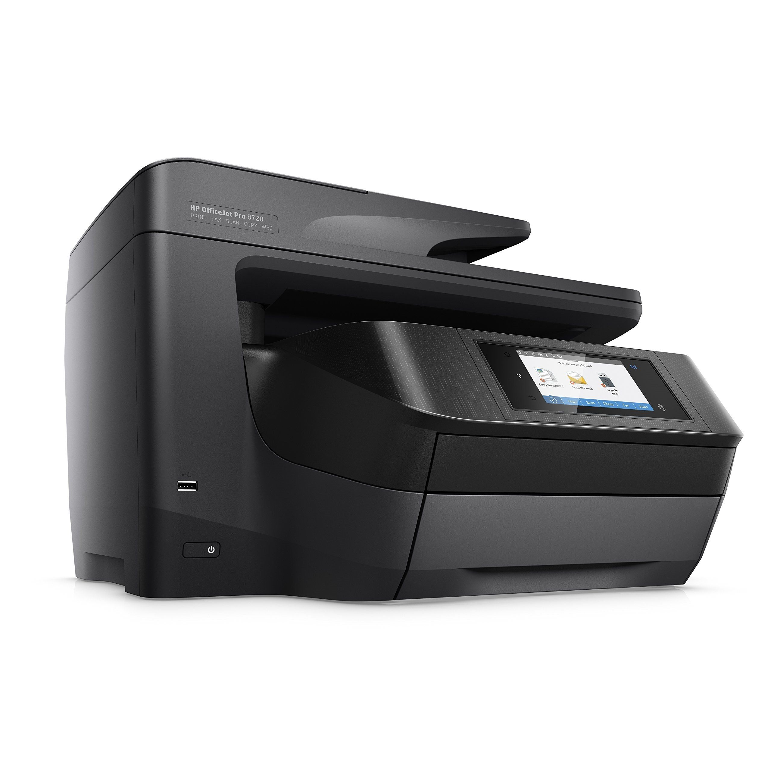 Hp Officejet Pro 8720 Allinone Wireless Printer With Mobile Printing Hp Instant Ink And Amazon Dash Replenishm Hp Instant Ink Wireless Printer Hp Officejet Pro