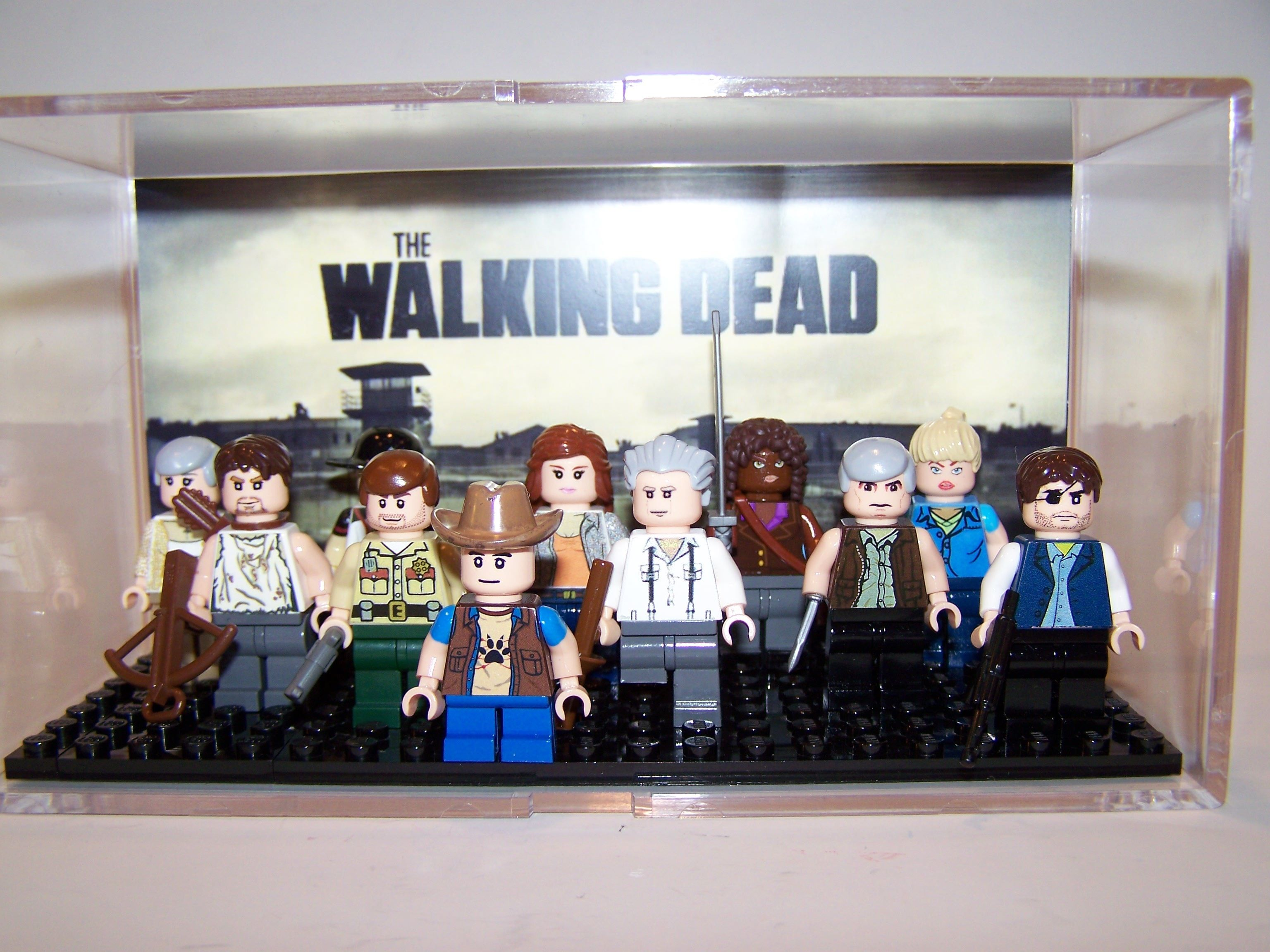 Walking dead lego daryl the walking - Best 25 Walking Dead Lego Ideas On Pinterest Lego Creations Amazing Lego Creations And Shop Lego