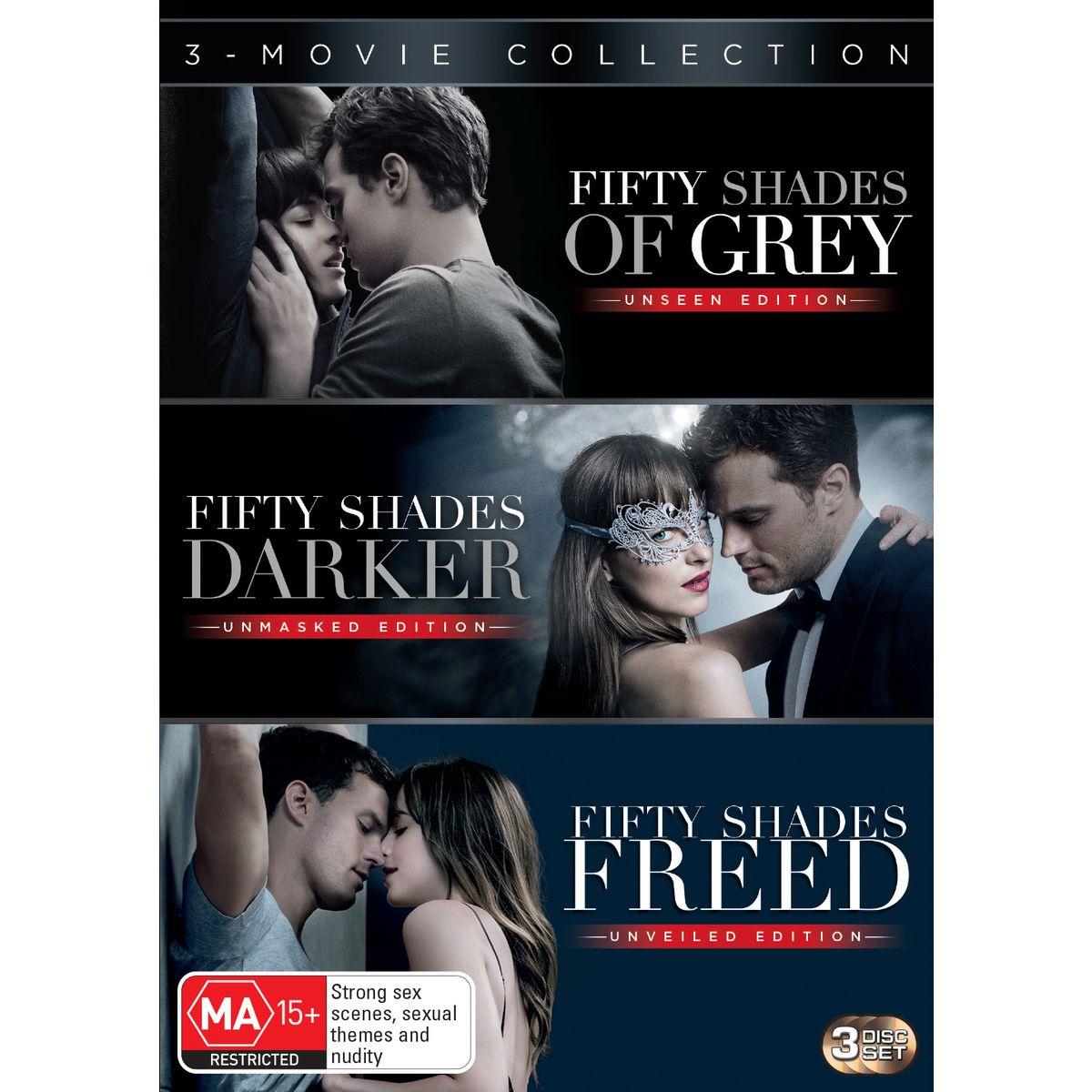 Fifty Shades Collection 3 Movies Dvd Assistir Filmes Grátis Filmes Gratis Filmes Românticos