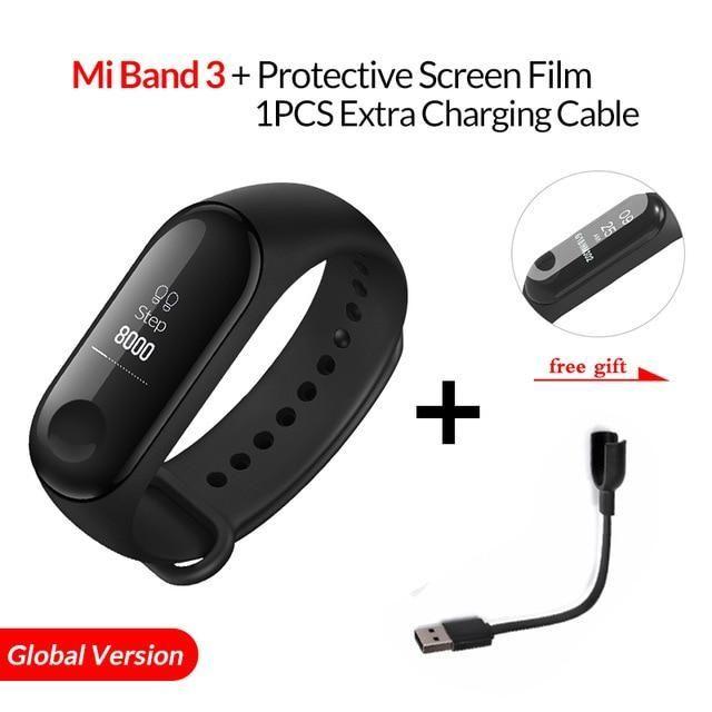 Original Xiaomi Smart Bracelet Monitor Fitness Sports #smart #bracelet #monitor #fitness #original #...