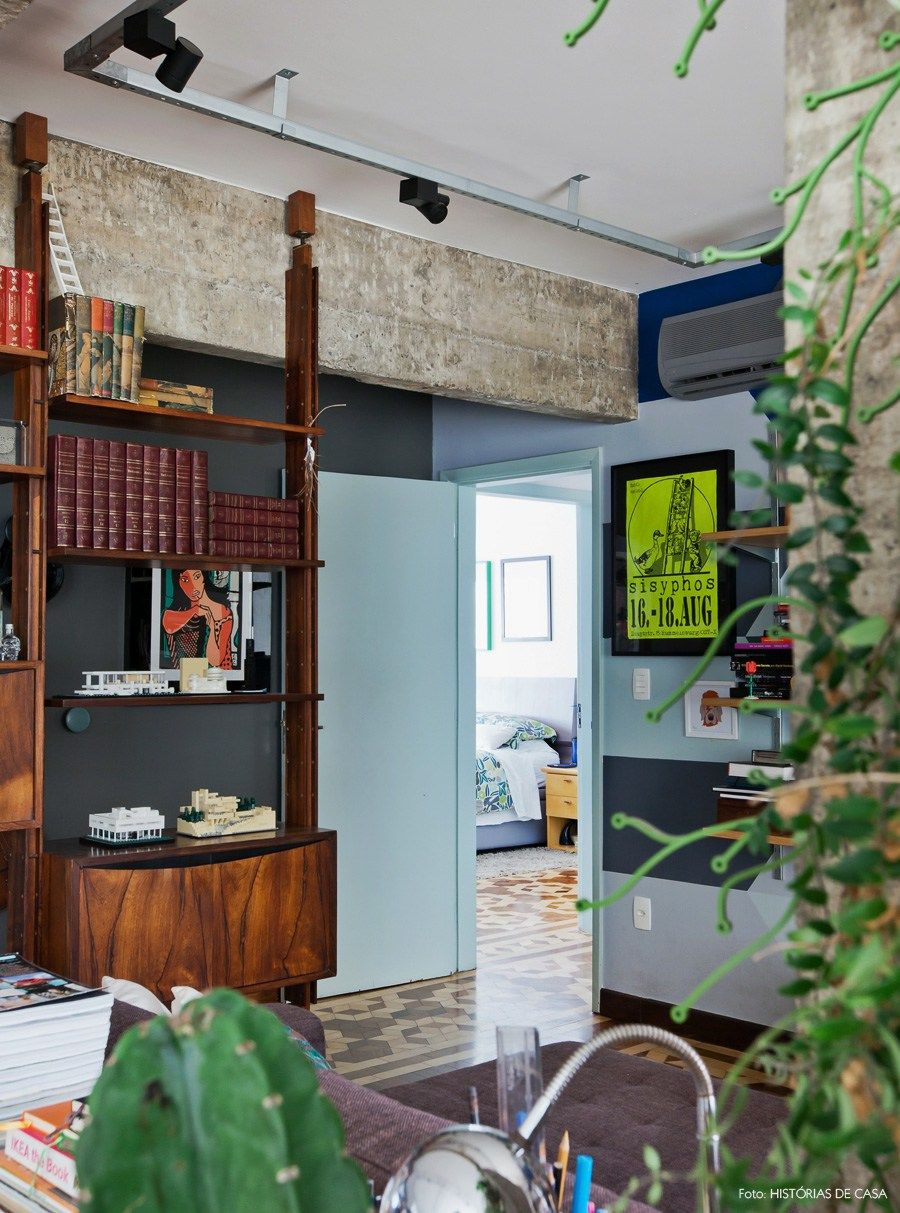 Ref Gio Urbano -> Parede Divisoria Sala