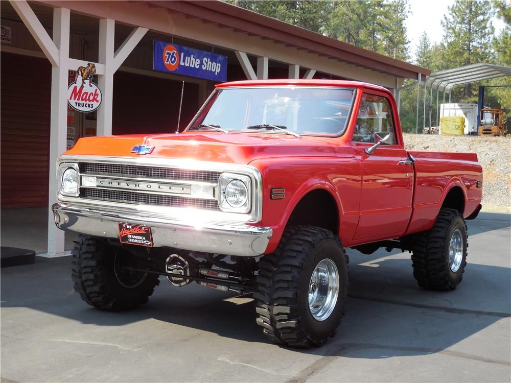 Pin by Larry King on cool trucks 72 chevy truck, Chevy