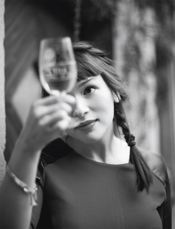 Rachel Khoo- out of her new cookbook - love this image x