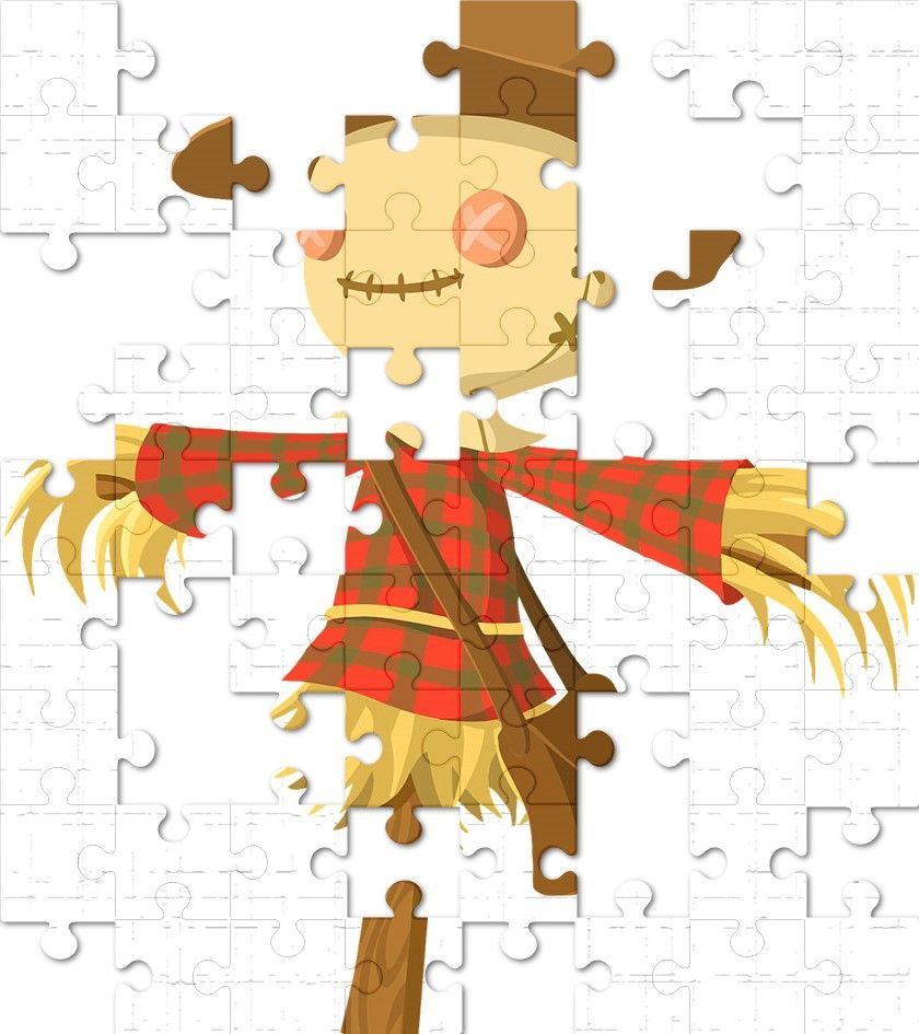 free jigsaw puzzle online scarecrow free jigsaw puzzles online
