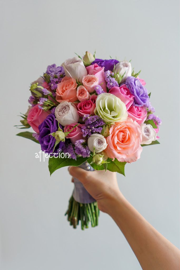 Fresh Flower Wedding Bouquet | Fresh Flower Wedding Bouquet ...