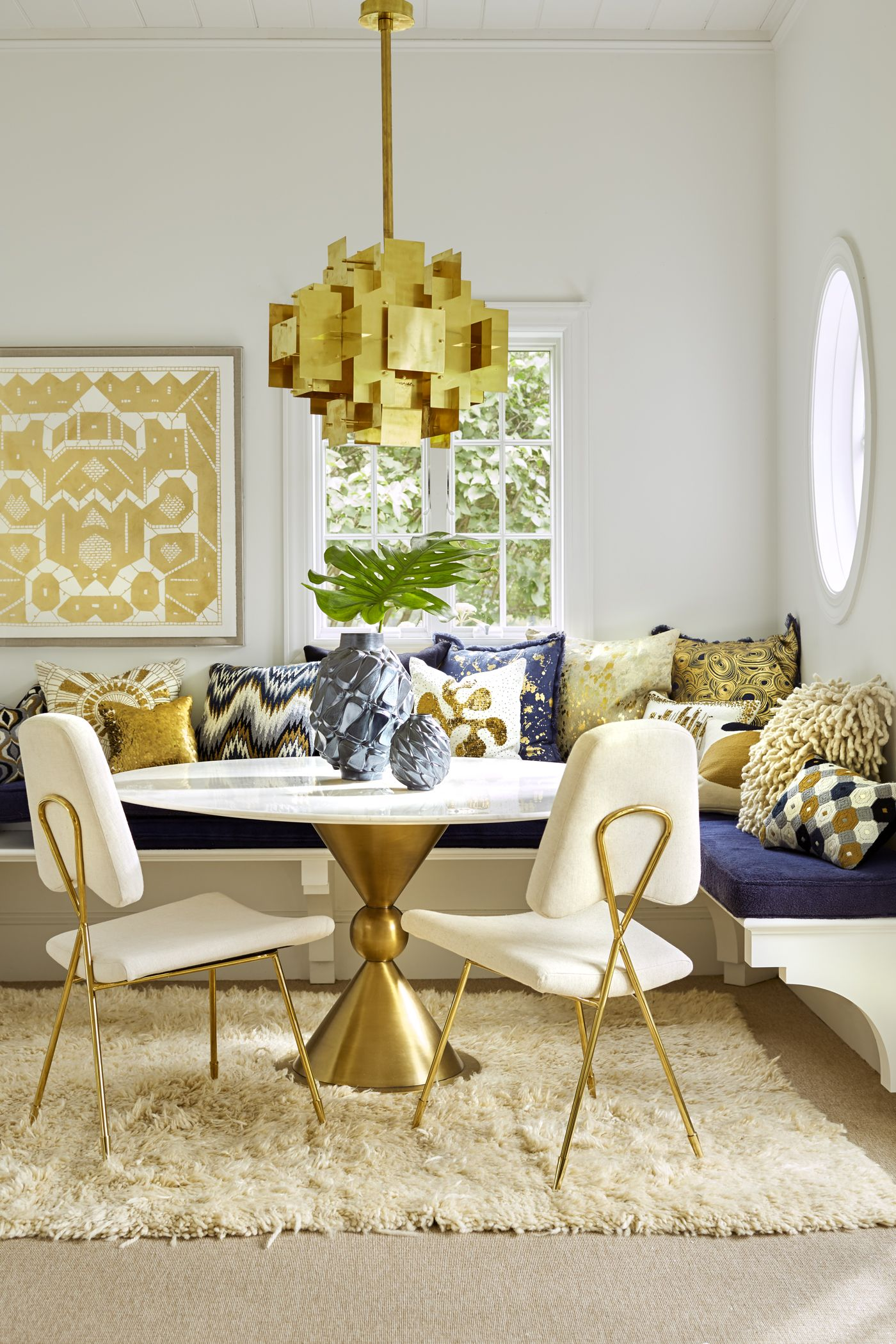 Jonathan Adler Dining Room Decor Dining Room Design Modern Modern Dining Table