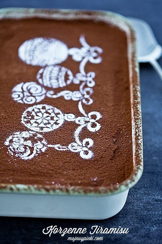 Gingerbread Spice Tiramisu Recipe