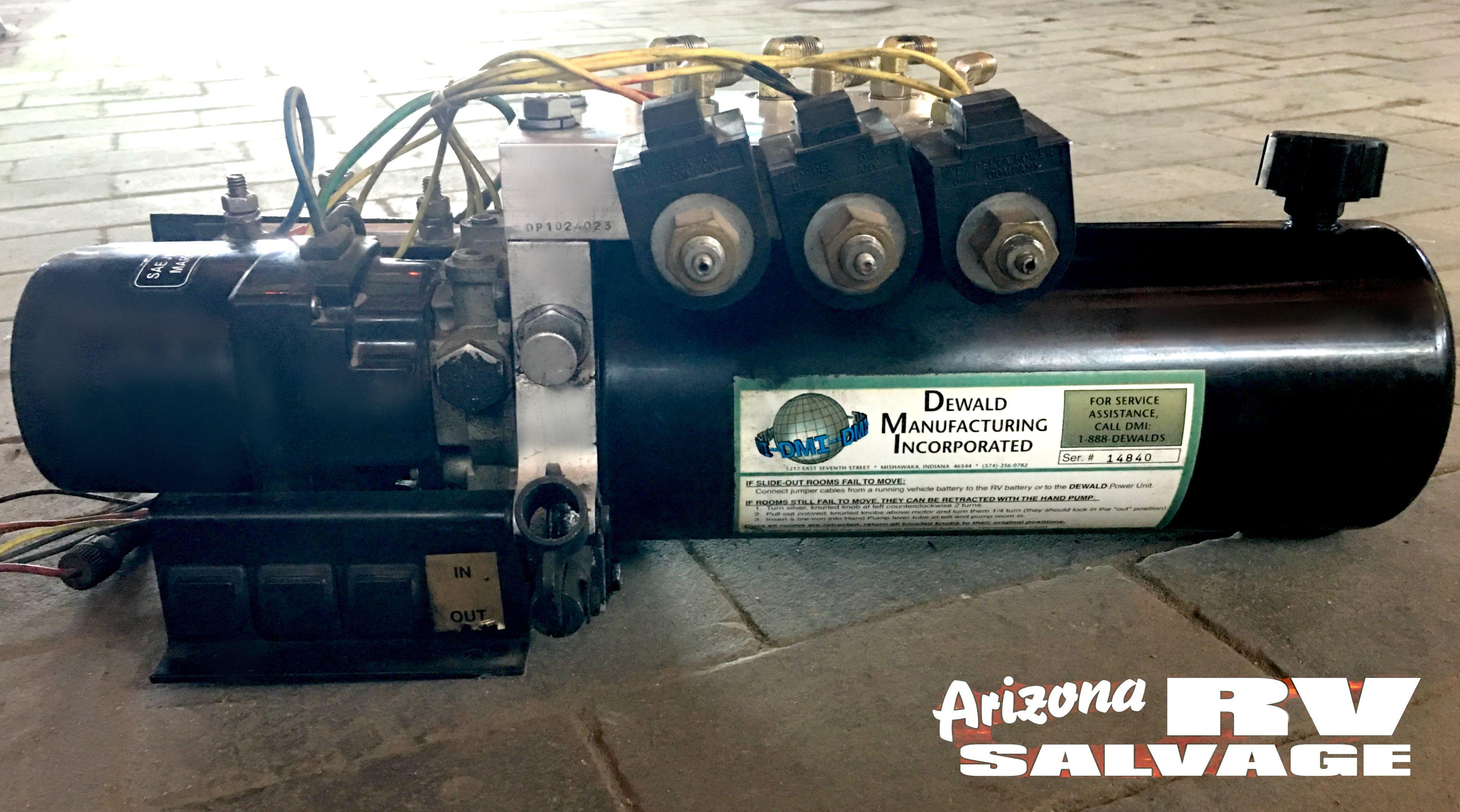 Used Dewald Hydraulic Pump Dn 13911 Dewald Dewaldhydraulicpump Azrvsalvage Hydraulic Pump Hydraulic Monster Trucks