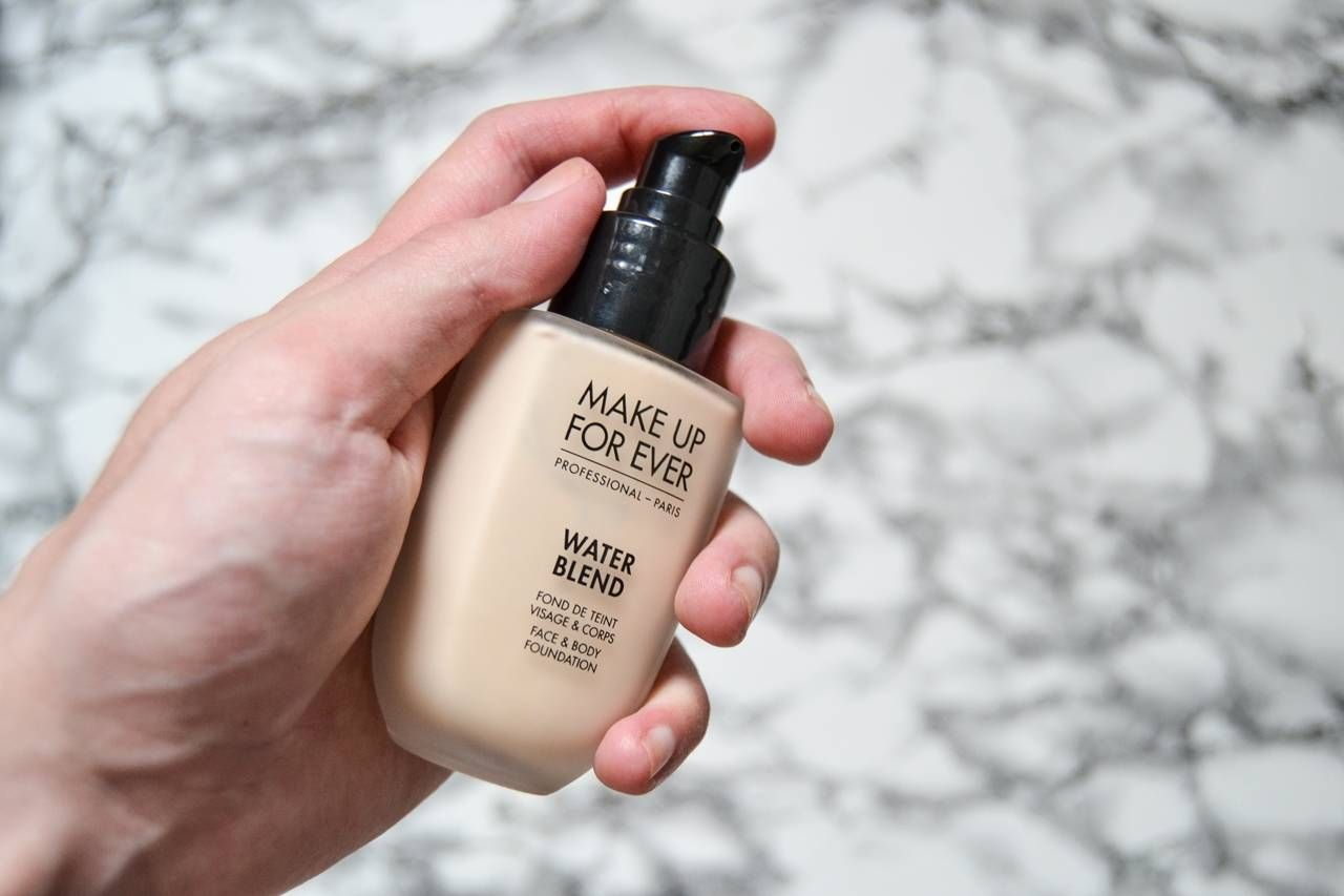 Makeup Forever Water Blend Foundation Review The Skincare Saviour Busting Myths Taking Names Makeup Forever Makeup For Teens Foundation Reviews