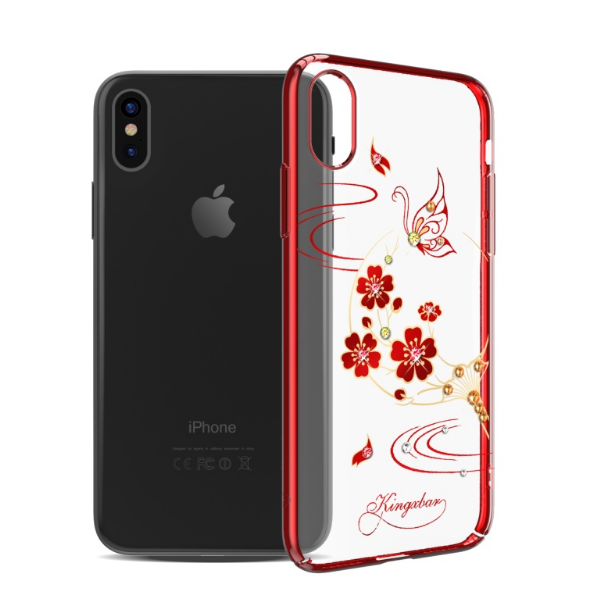 Bling Iphone X Phone Case Crystal Plated Pc Back Cover For Iphone X 10 5 8 Inch Iphone Phone Cases Case