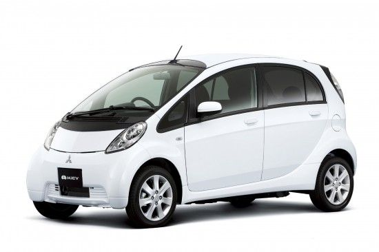 Mitsubishi Electric Car >> Mitsubishi I Miev Production Version Picture 21769