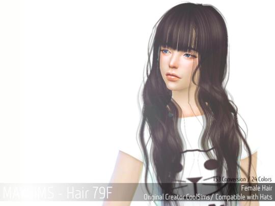 Pin by Farid Fdhl on Korean style sims 4 version | Sims hair