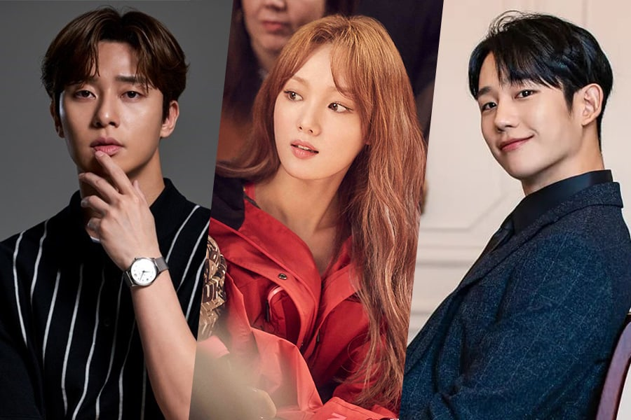 Who do you stan? Park Seo Joon, Jung Hae In and Lee Sung ...