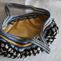 Crocheting: Tote with lining