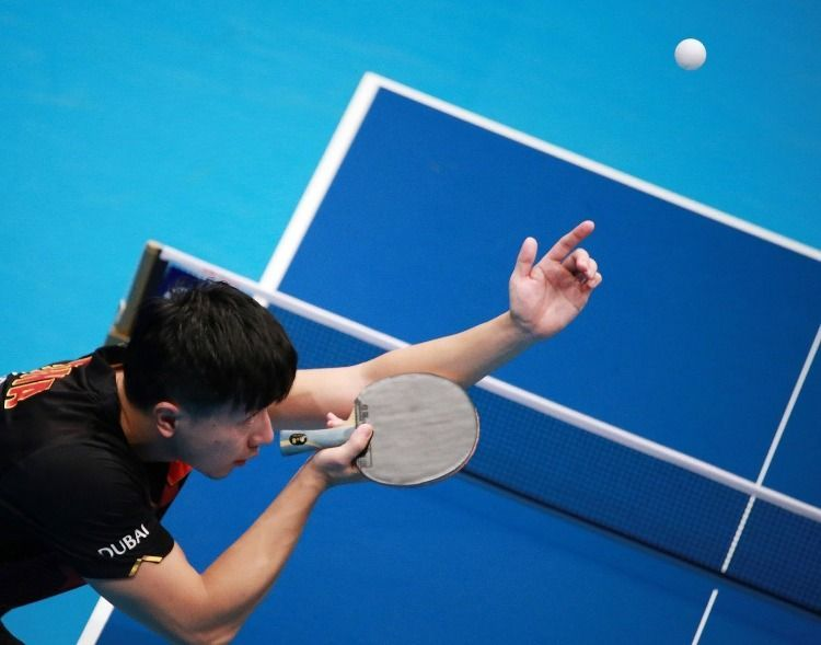 A Brief Description Of Table Tennis To Let You Know The Basic Rules Of Table Tennis How To Play Table Tennis Playing Table Tennis Ping Pong Tennis Techniques