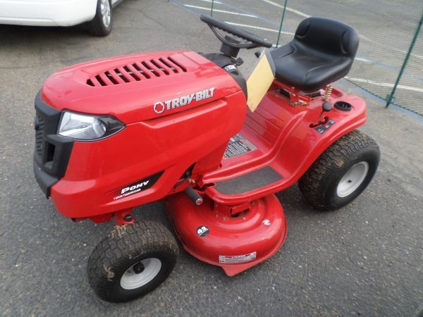 Commercial Equipment For Sale 2013 Troy Bilt Pony Riding Mower In Lodi Stockton Ca Used Riding Lawn Mowers Mowers For Sale Riding Mowers For Sale