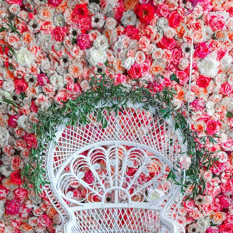 Le fauteuil Emmanuelle en osier – Tendance déco – ClemATC