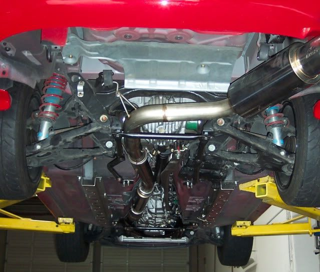 ITT: Post pics of your rear exhaust routing - Miata Turbo Forum