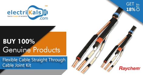 Shop Raychem Straightthroughcablejointkits At Bestdiscounts Only Electrikals Com Onlineshopping Cablejointkits Kit Cable Joint