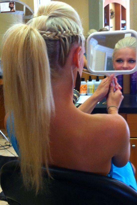 Hair Bump Hairr Pinterest Hair Bumps Twisted Braid And