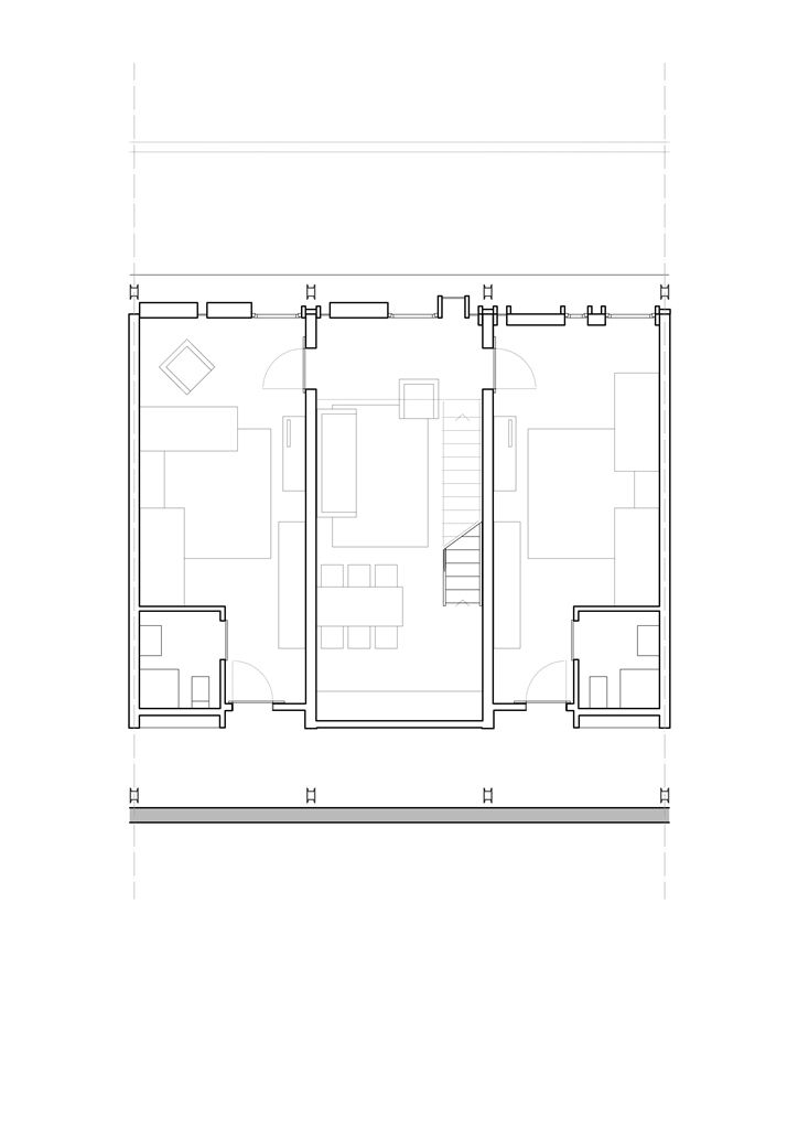 Conjunto residencial, aq4 arquitectura - BETA