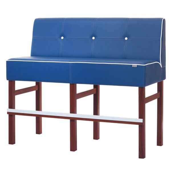 divan hoch k che pinterest k chenbank sitzbank und. Black Bedroom Furniture Sets. Home Design Ideas