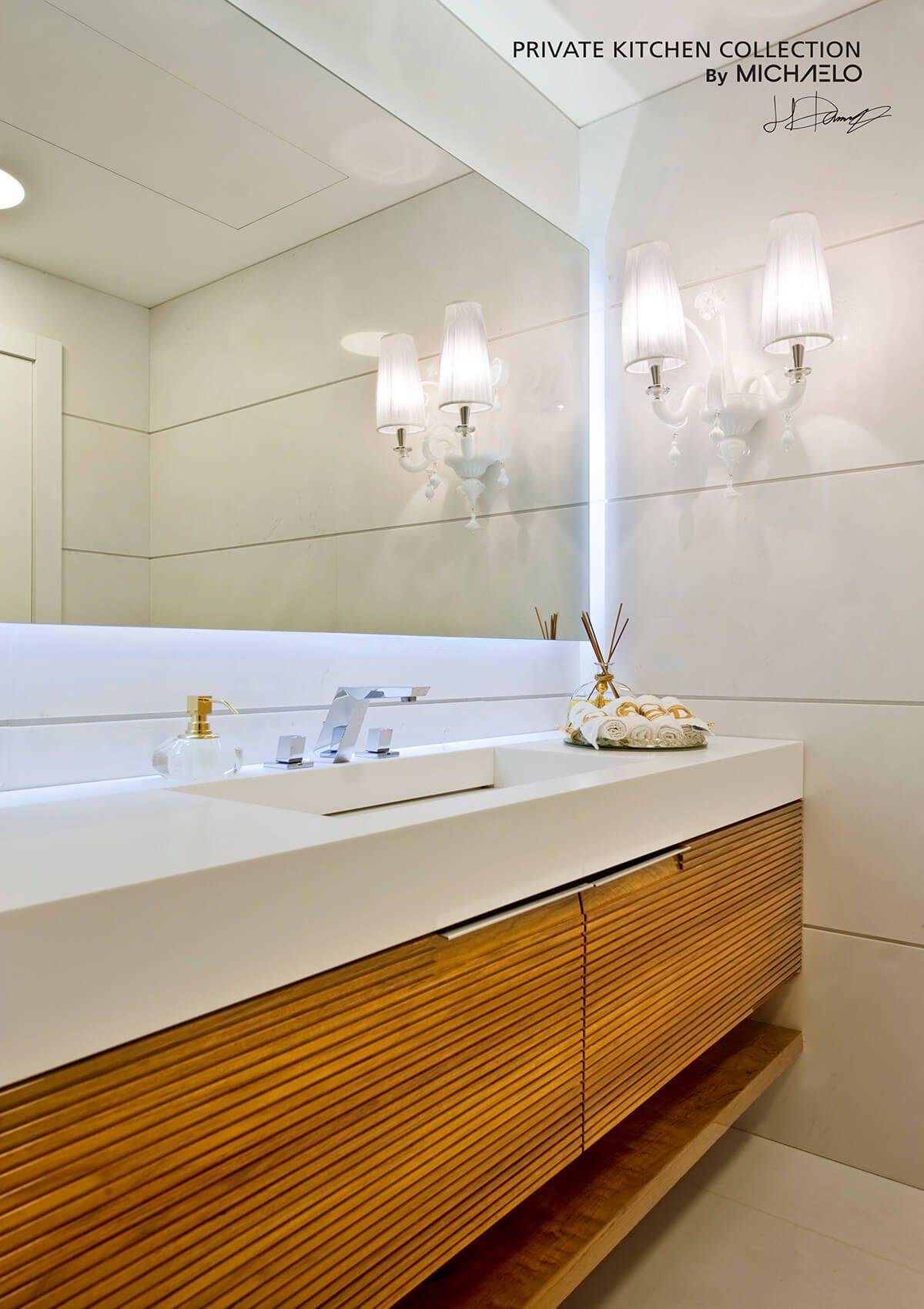 ארונות אמבטיה מעוצבים מטבחי מיכאלו Bathtub Bathroom