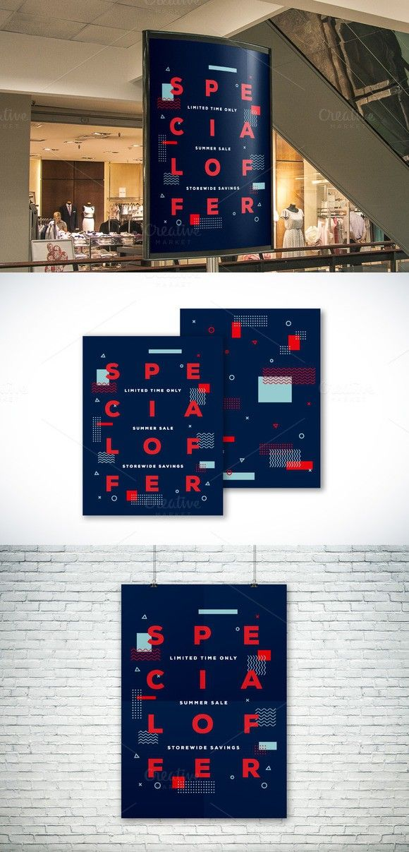 Special Offer Sale SwissStyle Poster