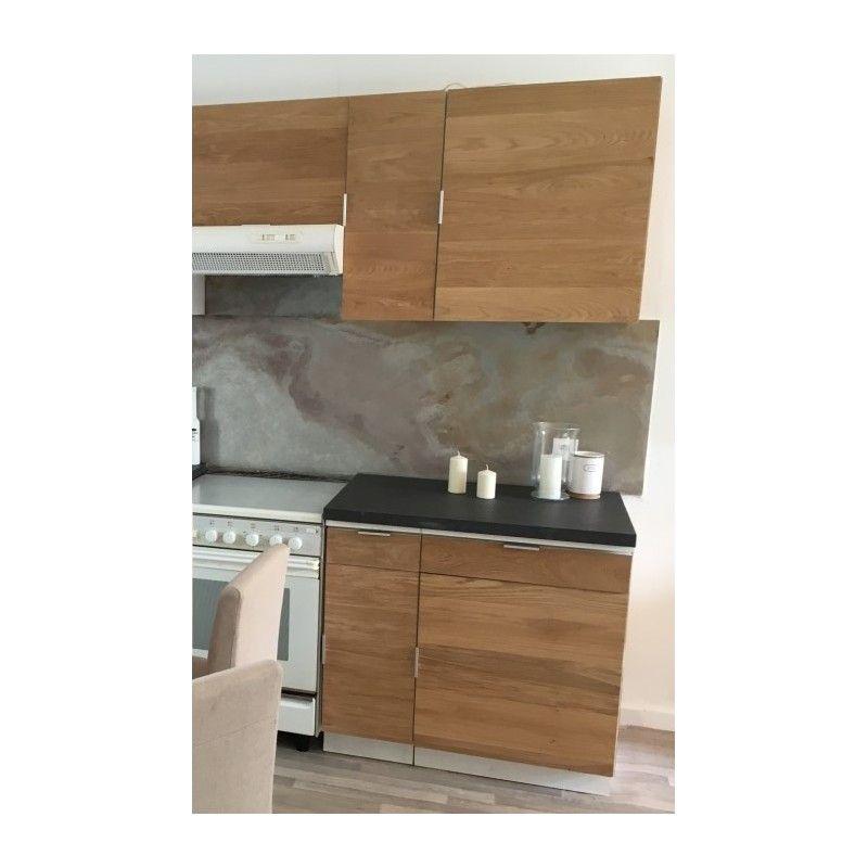 STICK\u0027PANEL - Chêne brut renovation placard cuisine Je le veux - Renovation Meuble En Chene