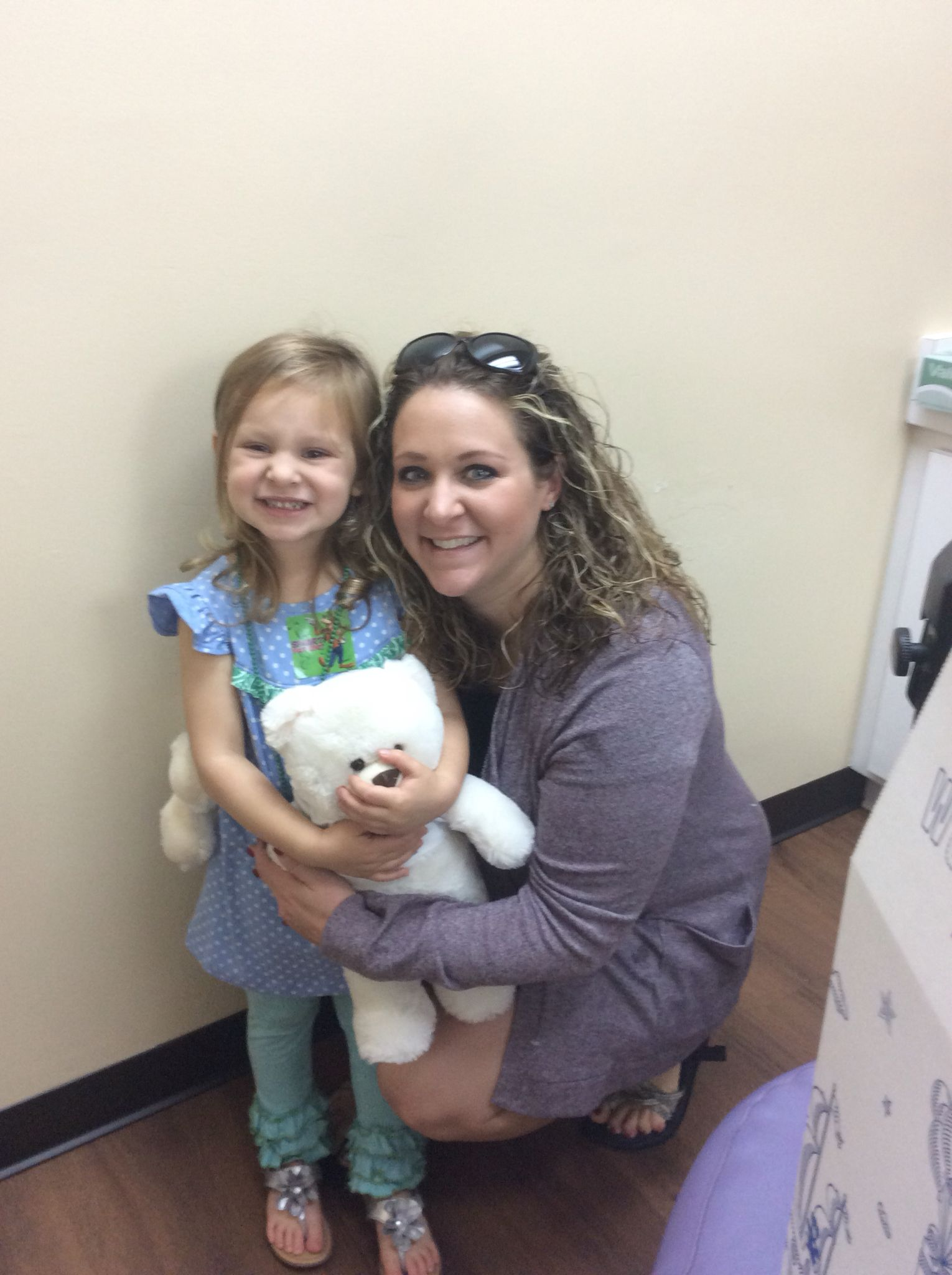 So happy you guys came to see us today!! Dental care