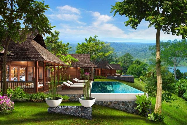 Michael mclychok the visionary and principal designer for for Bali style homes to build