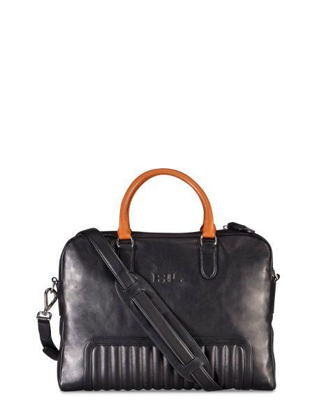 6095aae32405 Quilted Calfskin Briefcase - Ralph Lauren Briefcases