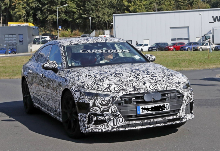 The Audi S Offers Outstanding Style And Technology Both Inside - 2018 audi s7