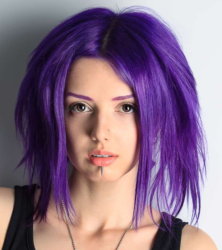 Top 50 Emo Hairstyles For Girls | Girl hairstyles, Black ...